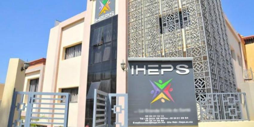 Etudes paramédicales: l'IHEPS s'installe à Casablanca (h24info.ma)